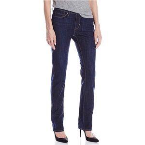 NWOT Levi's 525 Perfect Waist Straight Leg Jeans